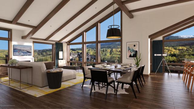 61 Wood Road #233, Snowmass Village, CO 81615 (MLS #152256) :: McKinley Sales Real Estate