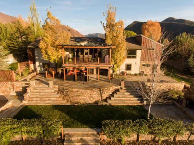 563 Canyon Creek Drive, Glenwood Springs, CO 81601 (MLS #152271) :: McKinley Sales Real Estate