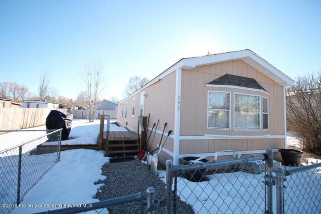 342 Hawthorn Street, Craig, CO 81625 (MLS #152298) :: McKinley Sales Real Estate
