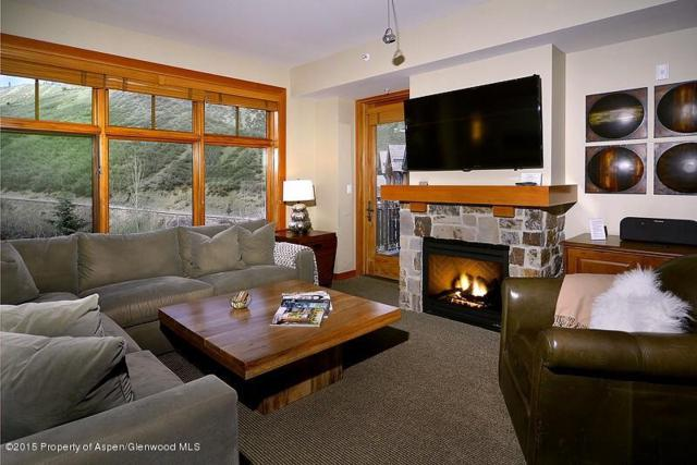 90 Carriage Way Unit #3317, Snowmass Village, CO 81615 (MLS #152438) :: McKinley Sales Real Estate