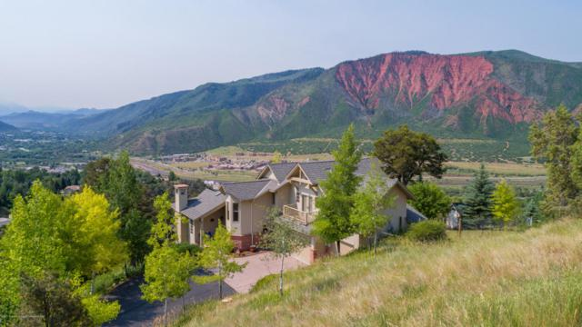 705 Silver Oak Drive, Glenwood Springs, CO 81601 (MLS #152498) :: McKinley Sales Real Estate