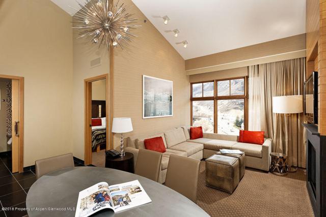130 Wood Road #641, Snowmass Village, CO 81615 (MLS #152521) :: McKinley Sales Real Estate