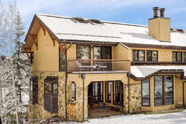 162 Village Bound Unit 30, Snowmass Village, CO 81615 (MLS #152544) :: McKinley Sales Real Estate