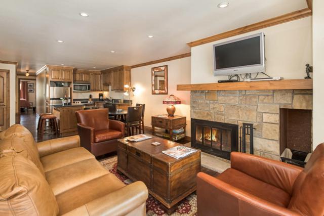 100 E Dean Street Unit 2-D, Aspen, CO 81611 (MLS #152598) :: McKinley Sales Real Estate