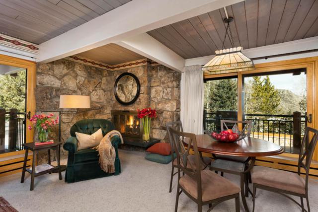 30 Anderson Lane #701, Snowmass Village, CO 81615 (MLS #152619) :: McKinley Sales Real Estate
