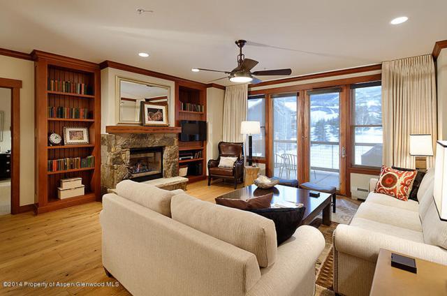 0239 Snowmass Club #122, Snowmass Village, CO 81615 (MLS #152626) :: McKinley Sales Real Estate