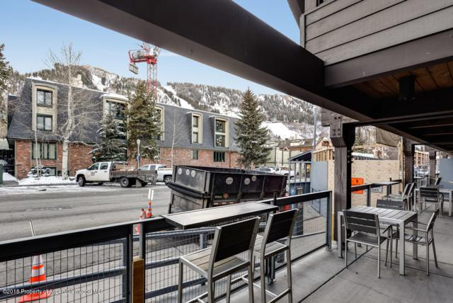 710 E Durant Avenue W-1, W-2 & W-3, Aspen, CO 81611 (MLS #152655) :: McKinley Sales Real Estate