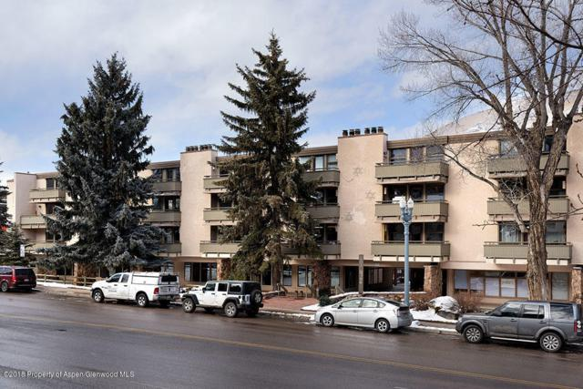 600 E Main Street Units 1A & 2A, Aspen, CO 81611 (MLS #152732) :: McKinley Sales Real Estate