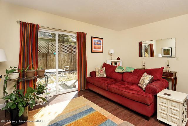 475 N 8th Street C, Carbondale, CO 81623 (MLS #152913) :: McKinley Sales Real Estate