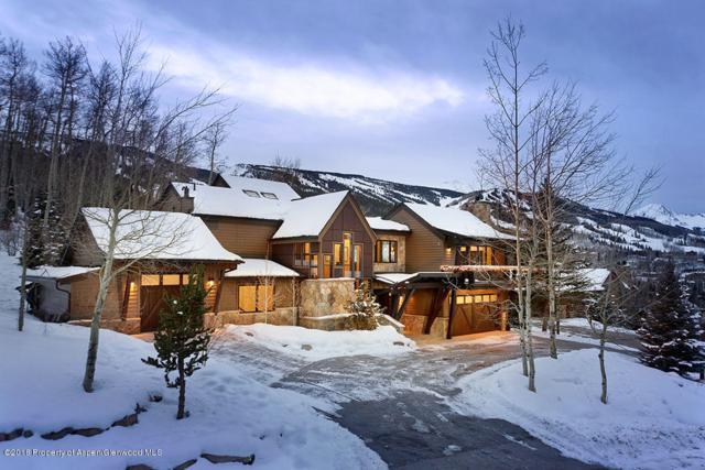 107 Baby Doe Lane, Snowmass Village, CO 81615 (MLS #152929) :: McKinley Sales Real Estate
