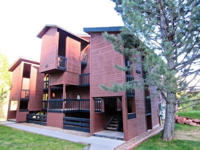 2820 Hager Lane 1F, Glenwood Springs, CO 81601 (MLS #152934) :: McKinley Sales Real Estate