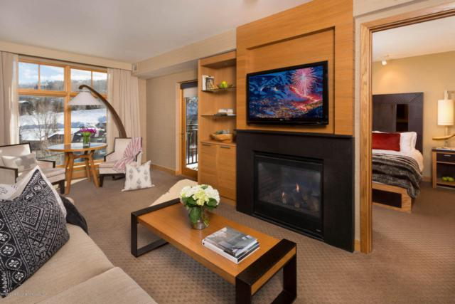 130 Wood Road #630, Snowmass Village, CO 81615 (MLS #152967) :: McKinley Sales Real Estate