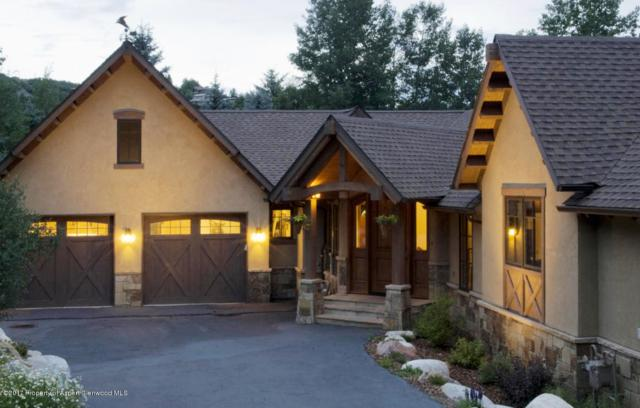 266 Sinclair Road, Snowmass Village, CO 81615 (MLS #152968) :: McKinley Sales Real Estate