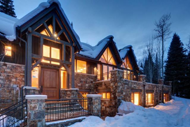 1191 Wood Road, Snowmass Village, CO 81615 (MLS #152987) :: McKinley Sales Real Estate