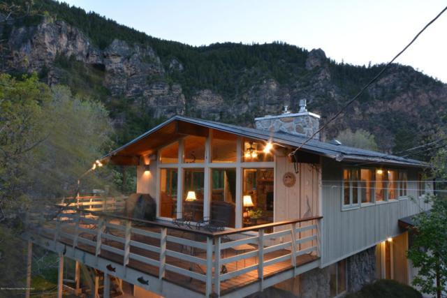 80 Wildwood Lane, Glenwood Springs, CO 81601 (MLS #153055) :: McKinley Sales Real Estate