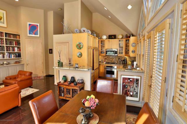 605 W Main Street Unit B, Aspen, CO 81611 (MLS #153065) :: McKinley Sales Real Estate