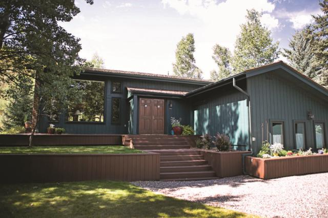 206 Meadow Road, Snowmass Village, CO 81615 (MLS #153106) :: McKinley Sales Real Estate