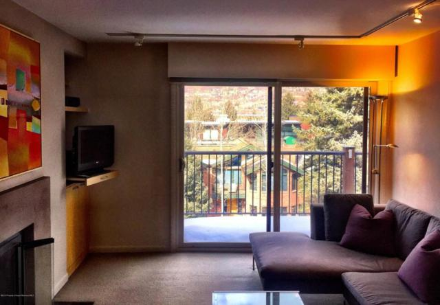 205 E Durant Avenue 3-I, Aspen, CO 81611 (MLS #153123) :: McKinley Sales Real Estate