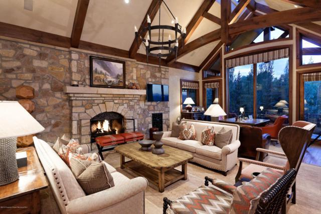 863 Hunter Creek Road, Aspen, CO 81611 (MLS #153124) :: McKinley Real Estate Sales, Inc.