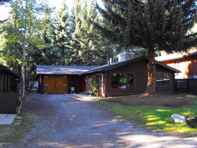 411 Pearl Court, Aspen, CO 81611 (MLS #153134) :: McKinley Sales Real Estate