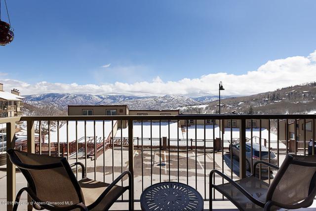 55 Upper Woodbridge Road F-2, Snowmass Village, CO 81615 (MLS #153150) :: McKinley Sales Real Estate