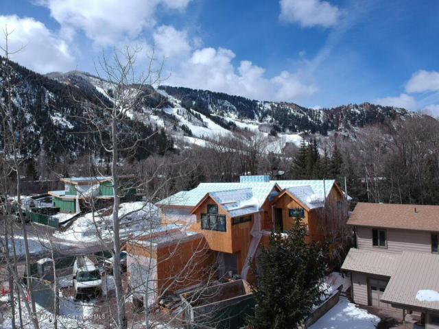 107 Park Avenue, Aspen, CO 81611 (MLS #153162) :: McKinley Sales Real Estate