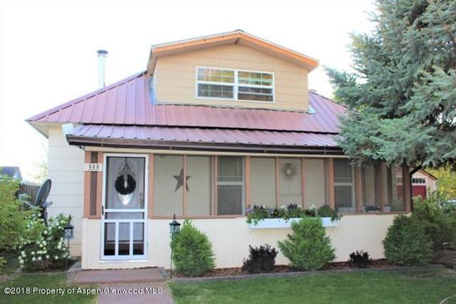333 Denver Avenue, De Beque, CO 81630 (MLS #153164) :: McKinley Sales Real Estate
