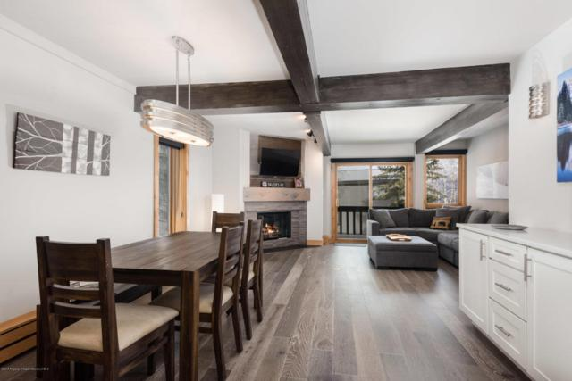 70 Gallun Lane 101A, Snowmass Village, CO 81615 (MLS #153174) :: McKinley Sales Real Estate