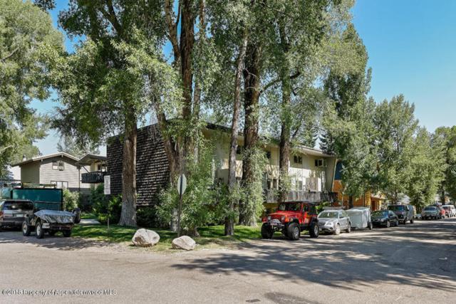 700 W Hopkins Avenue #8, Aspen, CO 81611 (MLS #153289) :: McKinley Sales Real Estate