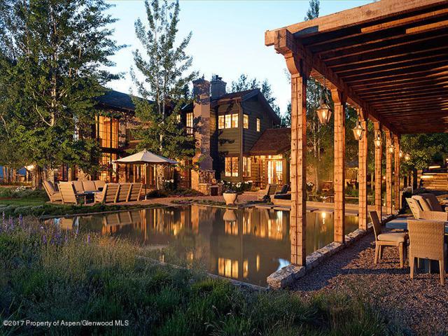 250 Running Mare Road, Woody Creek, CO 81656 (MLS #153304) :: McKinley Sales Real Estate