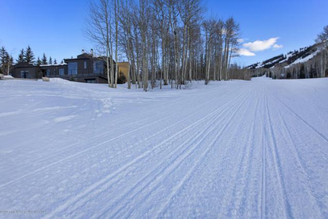 633 Divide Drive, Snowmass Village, CO 81615 (MLS #153362) :: McKinley Sales Real Estate