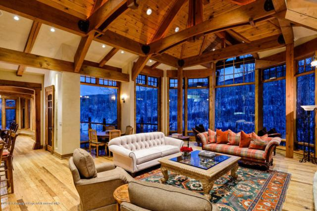 601 Two Creeks Drive, Snowmass Village, CO 81615 (MLS #153372) :: McKinley Sales Real Estate