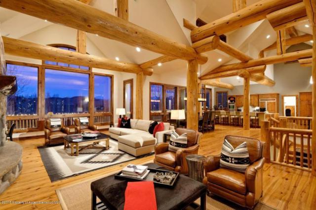 844 Choke Cherry Lane, Snowmass Village, CO 81615 (MLS #153373) :: McKinley Sales Real Estate