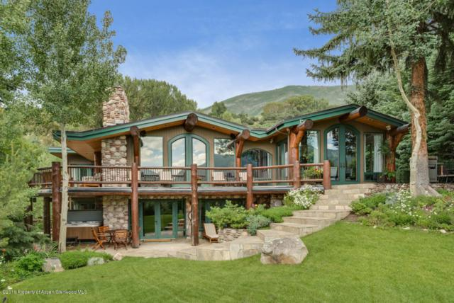 69 Herron Hollow Road, Aspen, CO 81611 (MLS #153475) :: McKinley Sales Real Estate
