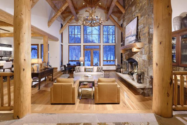 641 Two Creeks Drive, Snowmass Village, CO 81615 (MLS #153522) :: Roaring Fork Valley Homes