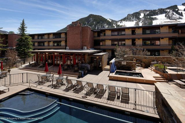 617 E Cooper Avenue #214, Aspen, CO 81611 (MLS #153627) :: McKinley Sales Real Estate