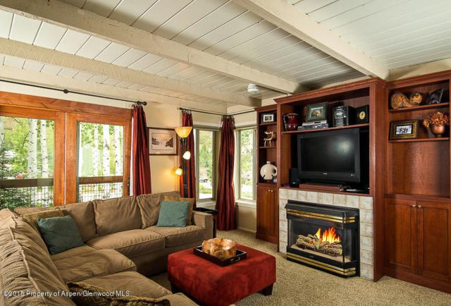 35 Campground Lane E1&2, Snowmass Village, CO 81615 (MLS #153665) :: McKinley Sales Real Estate