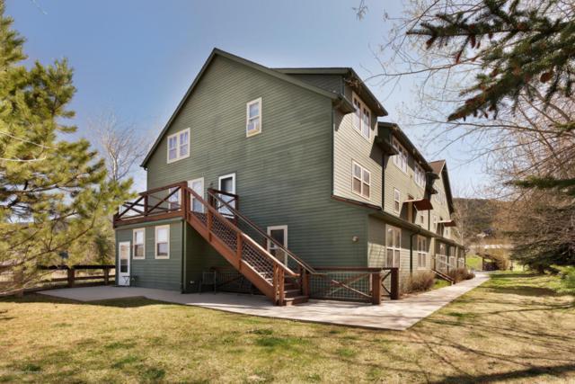 1390 E Valley Road #10, Basalt, CO 81621 (MLS #153743) :: McKinley Sales Real Estate