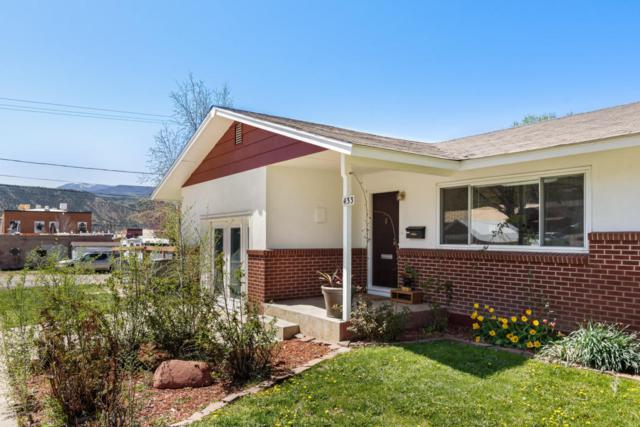 433 East Avenue, Rifle, CO 81650 (MLS #153752) :: McKinley Sales Real Estate
