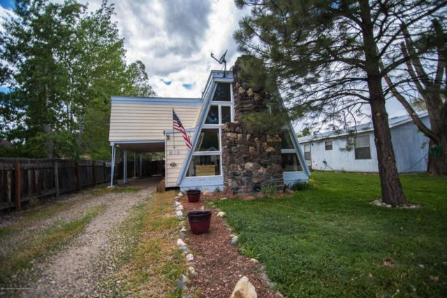 818 Washington Street, Craig, CO 81625 (MLS #153884) :: McKinley Sales Real Estate