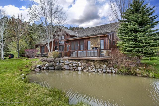 5 & TBD Golden Stone Drive, Carbondale, CO 81623 (MLS #153903) :: McKinley Sales Real Estate