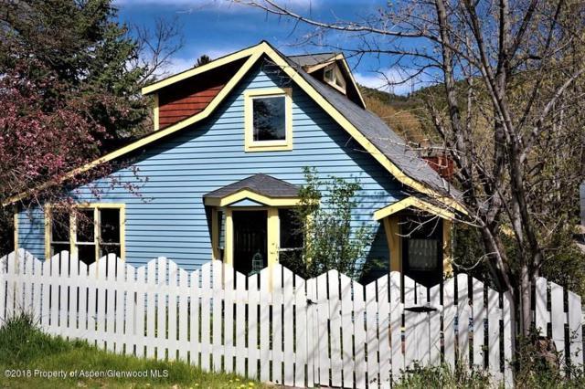 102 W Homestead Drive, Basalt, CO 81621 (MLS #153913) :: McKinley Sales Real Estate