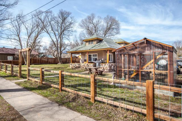 15 S 8th Street A, B, C, Carbondale, CO 81623 (MLS #153956) :: McKinley Sales Real Estate