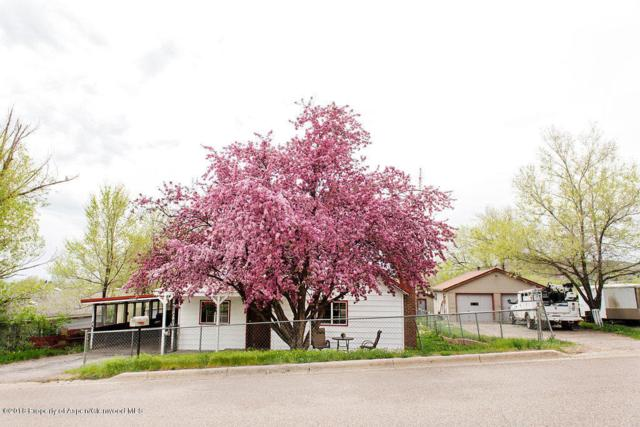 786 Colorado Street, Craig, CO 81625 (MLS #154042) :: McKinley Sales Real Estate