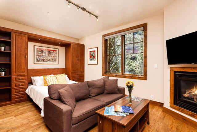 501 W Main Street A102, Aspen, CO 81611 (MLS #154081) :: McKinley Sales Real Estate