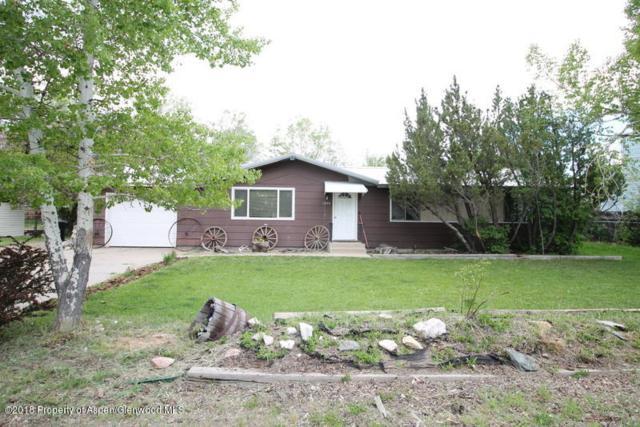 1275 Crest Drive, Craig, CO 81625 (MLS #154105) :: McKinley Sales Real Estate