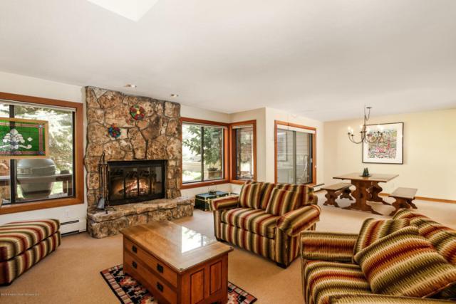 52 Harleston Green #37, Snowmass Village, CO 81615 (MLS #154120) :: McKinley Sales Real Estate