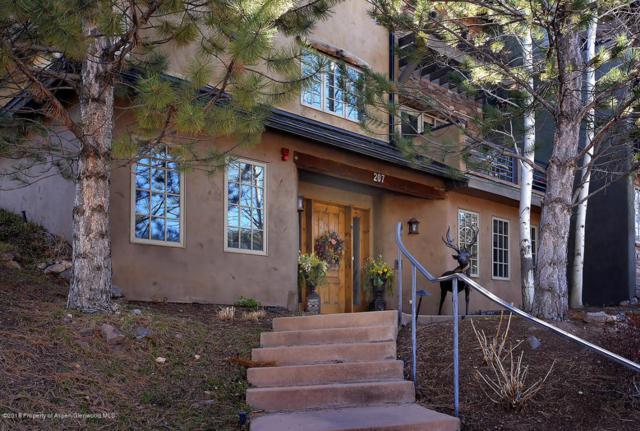 207 Wild Spring Lane, Basalt, CO 81621 (MLS #154121) :: McKinley Sales Real Estate