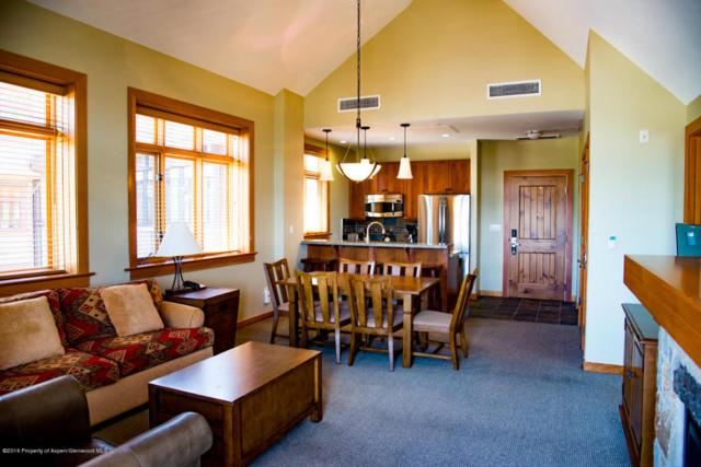 60 Carriage #3322, Snowmass Village, CO 81615 (MLS #154157) :: McKinley Sales Real Estate