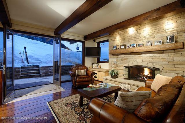 700 Ute Avenue Unit 802, Aspen, CO 81611 (MLS #154166) :: McKinley Sales Real Estate